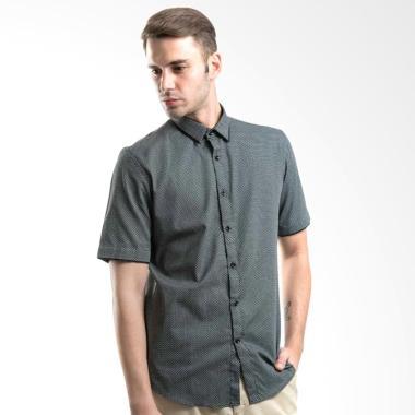 Manly Kushner Slim Fit Pattern Shirt