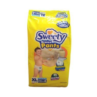 Sweety Bronze Pants XL 26 plus 4 - 2 PACK