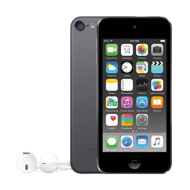 Jual Apple iPod Touch 6 64 GB Portable Player - Grey Harga Rp 4609000. Beli Sekarang dan Dapatkan Diskonnya.