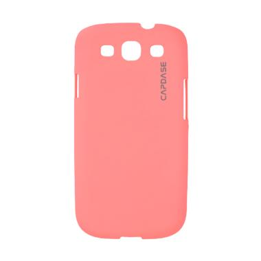 Capdase Karapace Touch Casing for Galaxy S3 - Pink