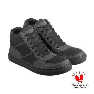 Sepatu Kets Hitam Pria Everflow - Jual Produk Terbaru Januari 2019 ... dfc3cfdc72