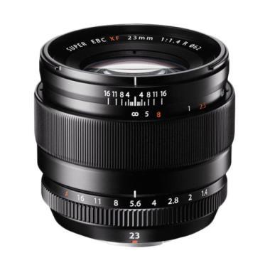Fujifilm Fujinon XF 23mm f1.4R Lensa Kamera