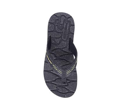 Homyped Strong Sandal Pria - Black Olive 01