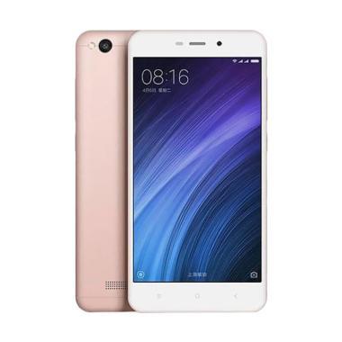 harga Xiaomi Redmi 4A Smartphone - Rose Gold [16GB/ 2GB] Blibli.com