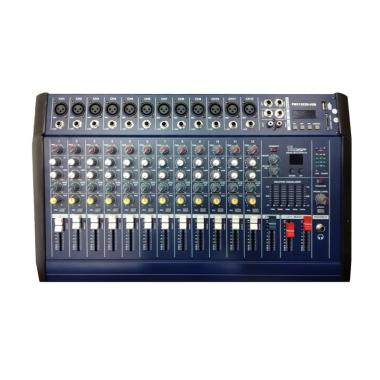 Dusen Berg PMX-1202D Power Mixer [12 Channel]