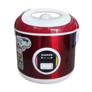 Sanken SJ200 Rice Cooker - Merah [1 L]