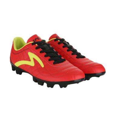 Specs Victory Fg Sepatu Sepakbola - Merah