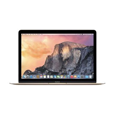 Apple MacBook MLHF2 Notebook - Gold [M5/8 GB/512 GB/12 Inch]
