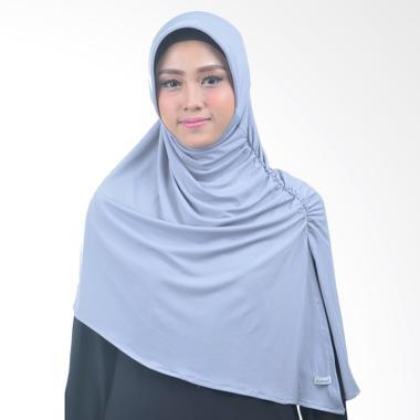 Atteena Hijab Annida Aznie Basic Jilbab Instant - Abu Muda