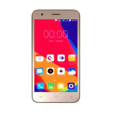 Advan Vandroid i5C Smartphone - Gold [8GB/ 1GB/ 4G LTE]