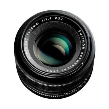 harga Fujifilm Fujinon XF 35mm F1.4 R Lensa Kamera Free Filter lensa Blibli.com