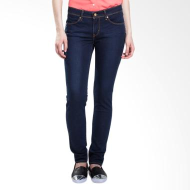 Levi's 21116-0001-Revel Skinny Jeans Celana Wanita - Pressed Dark