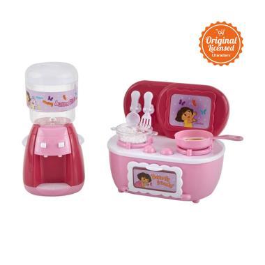 Dora Kitchen Set - Pink [One Size]
