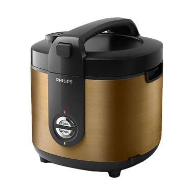 PHILIPS Pro Ceramic HD 3128-34 Rice Cooker - Gold