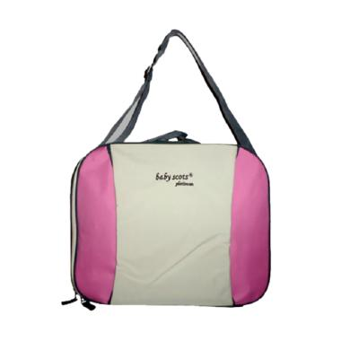 Baby Scots Platinum Mommy Bag 49 Tas Bayi - Pink