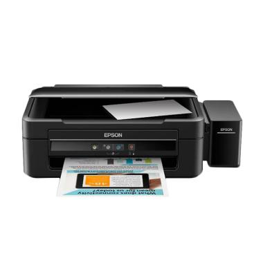 Epson L360 Printer - Hitam [Print/ Scan/ Copy]