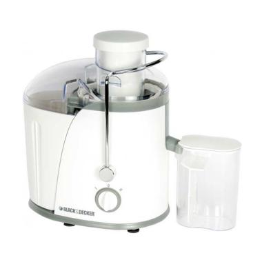Black+Decker Full Deluxe Juice Extractor JE400-B1