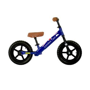 London Taxi Kickbike Sepeda Anak - Blue
