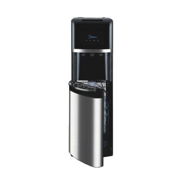 Midea YL-1135AS Dispenser - Hitam [Buttom Loading]