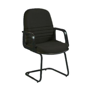 jual fantoni f 520 kursi kantor hitam online harga kualitas terjamin blibli com