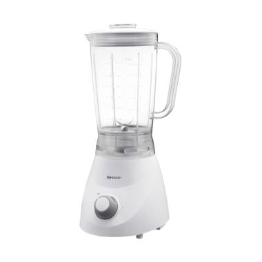 SHARP EM-120-WH Countertop Blender - Putih [1.25 L]