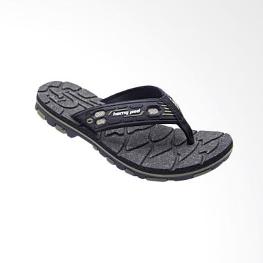 Homyped Sandal Pria Strong 02 - Black Olive