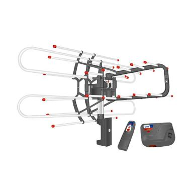 Intra INT555 Remote Antena TV Outdoor Booster
