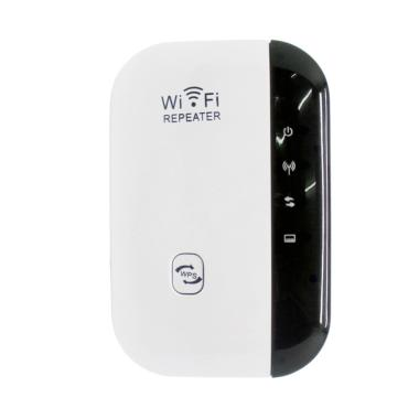 KexTech Wireless-N WiFi Repeater [300Mbps]