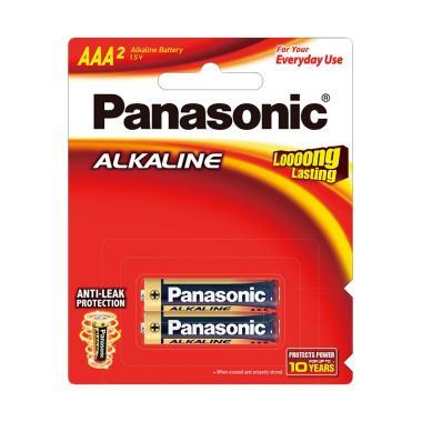 Panasonic LR03T-2B Alkaline Special AAA 2B [2 pcs]