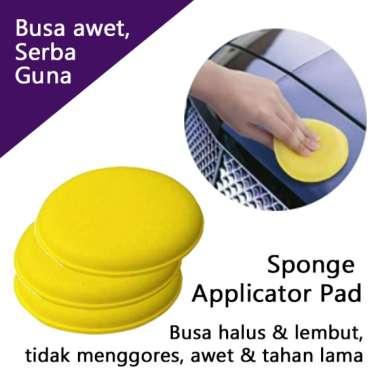 harga Sponge Applicator Pad - polish Yellow Blibli.com