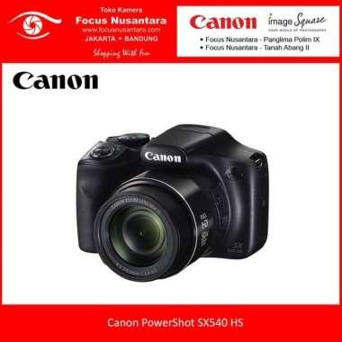 harga Baru Canon Powershot Sx540 Hs (Black) Laris Hitam Blibli.com