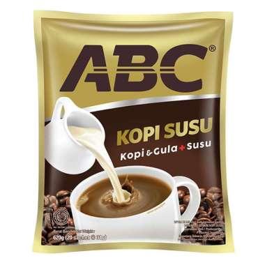 harga ABC Coffee Susu Bag 20 S X 31 Gr Blibli.com