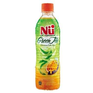 harga Nu Green Tea Honey 450 Ml Blibli.com