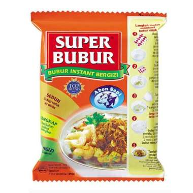 harga Super Bubur Instant Abon Sapi Sch 49G Blibli.com