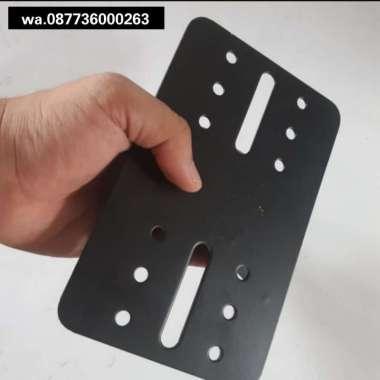 harga Dudukan Plat Besi Tebal untuk Tangkringan Tripod Blibli.com
