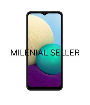 Samsung Galaxy A02 [ 3GB - 32GB ] Garansi Resmi Black