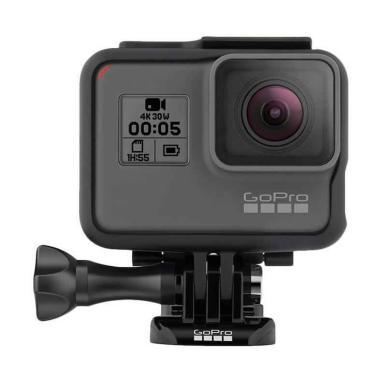 GoPro Hero 5 4K Ultra HD - Hitam FREE Memory 16GB + Small Box Gopro