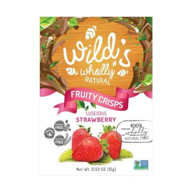 Mola Granola Healthy Snacks Paket 4 Rasa Isi 4 Pcs Daftar Harga Source · Wild s Wholly Natural Fruity Crisps Luscious Strawberry Snack