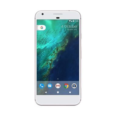 Google Pixel XL Smartphone - Very Silver [128GB/4GB]