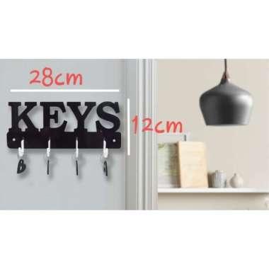 harga Rak Gantungan Kunci Set Sama Gantungan Motif Keys A796 Blibli.com
