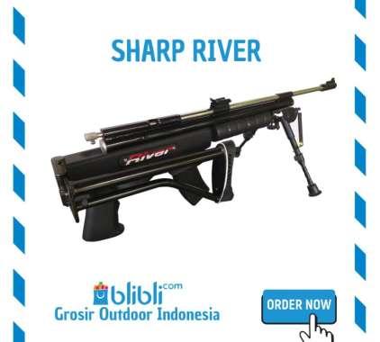 Senapan Angin Sharp river AK M-16