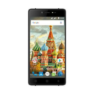 Evercoss Winner Y U55 Smart Smartphone - Black Grey [8GB/ 1GB]