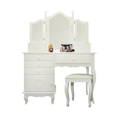 Dove's Furniture Meja Rias MR-025 - White
