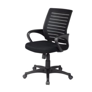 F.O Plaza Furniture Ergotec 872 S F ... tor - Black [Jabodetabek]