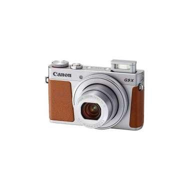 Canon PowerShot G9X Mark II Digital Camera - Silver