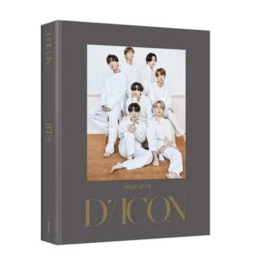 harga DICON BTS VOL.10 BTS GOES ON KOREAN VER., BTS EDITION Blibli.com