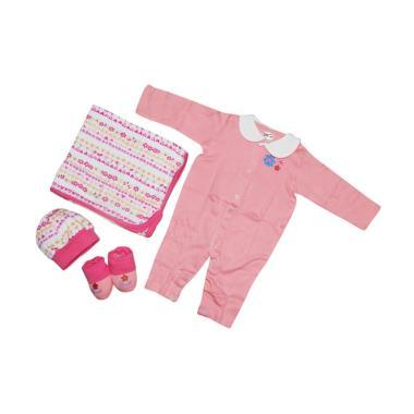 Kiddy Baby Gift Set Pony 11164 Satu Set pakaian Bayi Hijau Ezyhero Source .