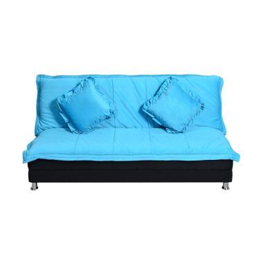 Olc Wellington Sofa Bed - Light Blue [Khusus Jabodetabek]