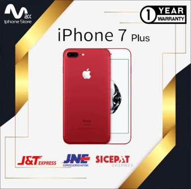 harga APPLE IPHONE 7 PLUS 32GB ORIGINAL NEW GARANSI TOKO 1 TAHUN RED Blibli.com