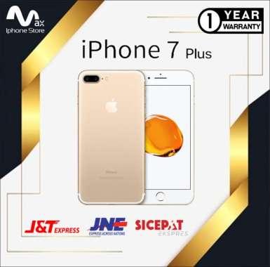 harga APPLE IPHONE 7 PLUS 32GB ORIGINAL NEW GARANSI TOKO 1 TAHUN GOLD Blibli.com